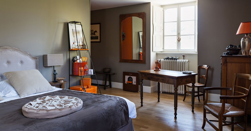 Chicissime la feuillaie for Chambre hote orleans