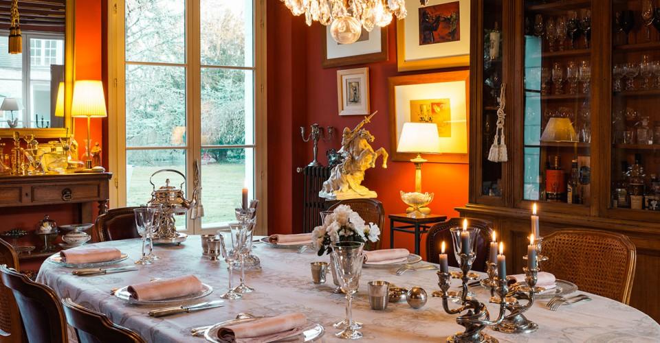 Table D H Tes Raffin E Et Cours De Cuisine Pour Votre S Jour Proche De La Loire Produits