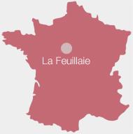 Localiser La Feuillaie